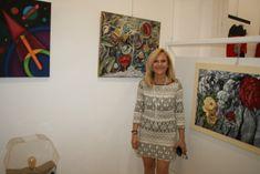 Joomla Templates, My Arts, Layout, Summer Dresses, Facebook, Gallery, Artist, Fashion, Moda