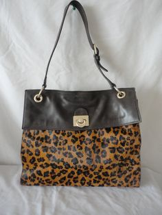 Gorgeous Pre Owned Brown Leather Bucket Bag*******. by RamsesTreasure on Etsy