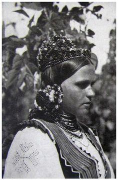 Bride from Zakarpattya