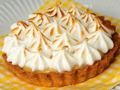 Receta   Tartaleta de limón - canalcocina.es