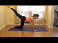 Pilates - Butt Challenge -  Work Bitch