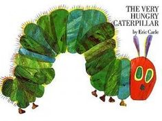 Song and movement activities to go with the Very Hungry Caterpillar