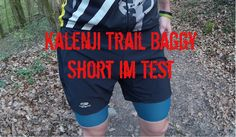 angetestet – LAUFSHORTS TRAIL BAGGY KANERGY von Kalenji