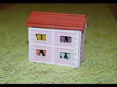 Видео мастер-класс: кукольный домик в миниатюре. Часть 1 - Ярмарка Мастеров - ручная работа, handmade