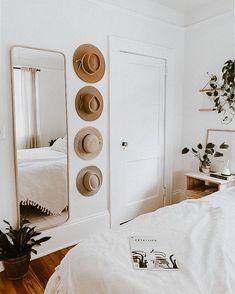 Room Ideas Bedroom, Home Bedroom, Bedroom Decor, Bedrooms, Bedroom Wall, Wall Decor, Boho Room, Aesthetic Room Decor, Cheap Home Decor