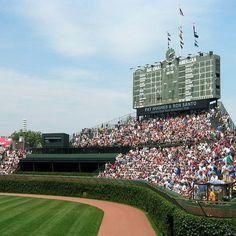 Wrigley Field | Every Major League Baseball Stadium, Ranked