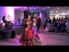 Turkish Roman Dance featuring Miriam Peretz & Hannah Romanowsky