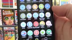 Top 10 Android Icon Packs 2014