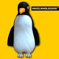 MADELMAN BLOG SHOW: Penguin Madelman