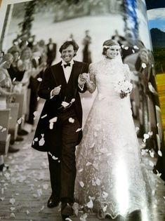 David and Lauren #Bush - #wedding 2011 - Ralph Lauren #dress ...