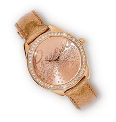 Guess Watch *Prices Valid Until 25 Dec 2013 Gold Jewelry, Fine Jewelry, Jewellery, My Christmas Wish List, Rose Gold Watches, Luxury Watches, Fashion Watches, Silver Rings, Ladies Watches