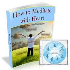 How to meditate with heart eCourse. Download and meditate today.