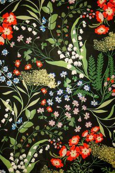 from WGSN - Como crew textile design show