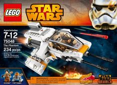 Star Wars: Rebels LEGO sets reveal new characters, ships on the way | Blastr