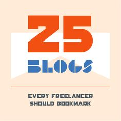 Freelancers taking care of their own // 25 Best Blogs for Freelancers