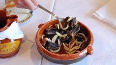 Lamprea - Los 10 mejores platos de la cocina gallega