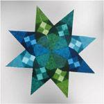 JUST GREAT :) Waldorf Window Stars / Tissue Paper Stars Tutorials by Arwenart - five different kinds!