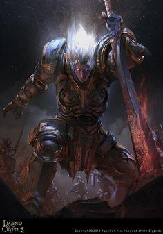 Guerrero de la espada
