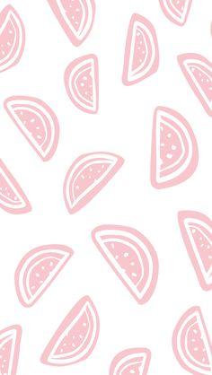 Pink white melon iphone phone wallpaper background lock screen