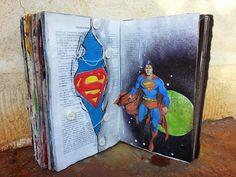 crea2moa: Journal Art : Superman