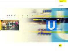 Berlin | MetaDesign. BVG U-Bahnhoff corporate design guidelines