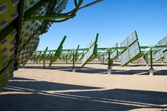 ABB–GreenVolts Make a Bang with Launch of Turnkey Solar CPV  System