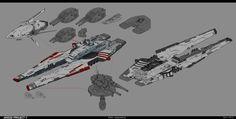 Argos by Rémy PAUL | Sci-Fi | 2D | CGSociety