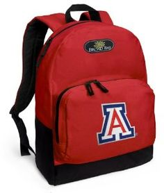 083c4a4296 Graduation Gift University of Arizona Backpack Red Arizona Wildcats Travel  or School Bag University Of
