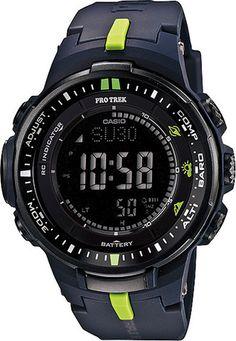Mens #Casio #ProTrek Triple Sensor Ver. 3 #Watch // PRW-3000-2 // #FreeShipping within #Australia