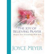 Simple, believing prayer comes straight out of the heart and goes straight to the heart of God. Joyce Meyer shows how to have confidence in what we pray