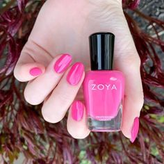 Zoya Nail Polish in Dacey Zoya Nail Polish, Nail Polish Colors, Pedicure Ideas, Nail File, Cosmetology, Pretty Nails, Ongles, Nail Paint Shades, Belle Nails