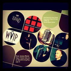 Tune - In 2nite to hear our jazz artist Rob Bennion on WVIP 93.5 FM with host @LonnaMarie @SuedeManagement