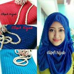 Hijab cantik by clipA hijab