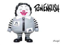 """""""McSupersized""""   Artist: Ron English"""