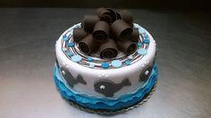 Dětský dortík pro milovníky moře a velryb. Cake, Desserts, Food, Pie Cake, Tailgate Desserts, Pie, Deserts, Cakes, Essen