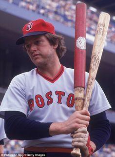 Carlton Fisk, Pudge, catcher, Red Sox 1969-1980; (White Sox 1980-91)