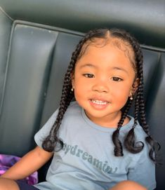 Cute Mixed Babies, Cute Black Babies, Black Baby Girls, Beautiful Black Babies, Kids Curly Hairstyles, Baby Girl Hairstyles, Natural Hairstyles For Kids, Boy Haircuts, Mix Baby Girl