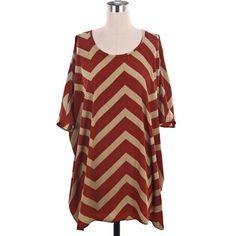Cinnamon Twist - Dresses