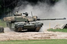 British Army Challenger 2 MBT DT22AA