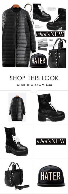 """""""So Cozy: Winter Boots(yoins 24)"""" by meyli-meyli ❤ liked on Polyvore featuring winterboots, yoins, yoinscollection and loveyoins"""