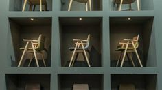 WEWOOD - Portuguese Joinery at Maison&Object 2016, Paris. Pensil chair family.