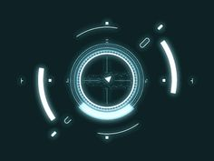 001 HUD Exercise 30 in 30 days (pt Various HUD, UI, and screen designs.HUD Exercise 30 in 30 days (pt Various HUD, UI, and screen designs. Gui Interface, User Interface Design, Screen Design, Cyberpunk, Picsart, Ui Animation, Effects Photoshop, Head Up Display, Ex Machina