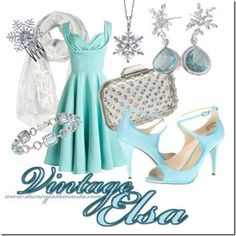Disney Bounding With the Disney Fashionista- The Extraordinary Elsa!
