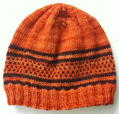 Ravelry: Oisin Hat pattern by Cathy Mc Fadden