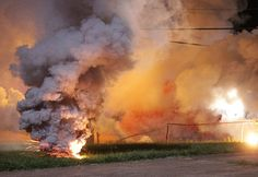 Cop in Ferguson Tweets Lies to Justify Tear-Gassing Protesters in Their Own Back Yard...video