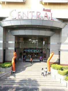 Best Shopping Malls In Bangkok Thailand: Central City Bangna Shopping Mall