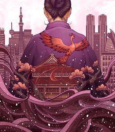 Illustrations by Yuta Onoda   Cuded