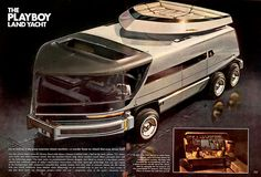 1975 ... land yacht -Playboy | Flickr - Photo Sharing!
