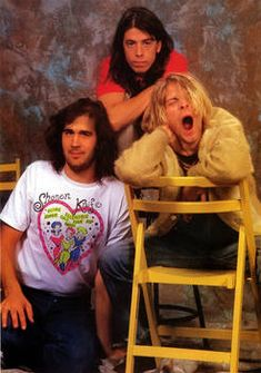 Nirvana Kurt Cobain, Dave Grohl, Foo Fighters, Soul Music, Music Lyrics, Nirvana Lyrics, Nirvana Band, Nirvana Shirt, Grunge