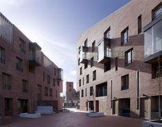 Timberyard социального жилья - картинная галерея